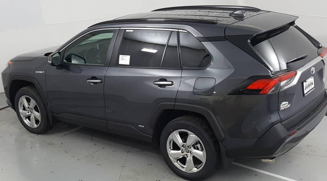 2021 toyota rav4 hybrid limited stock 36394 | rolling