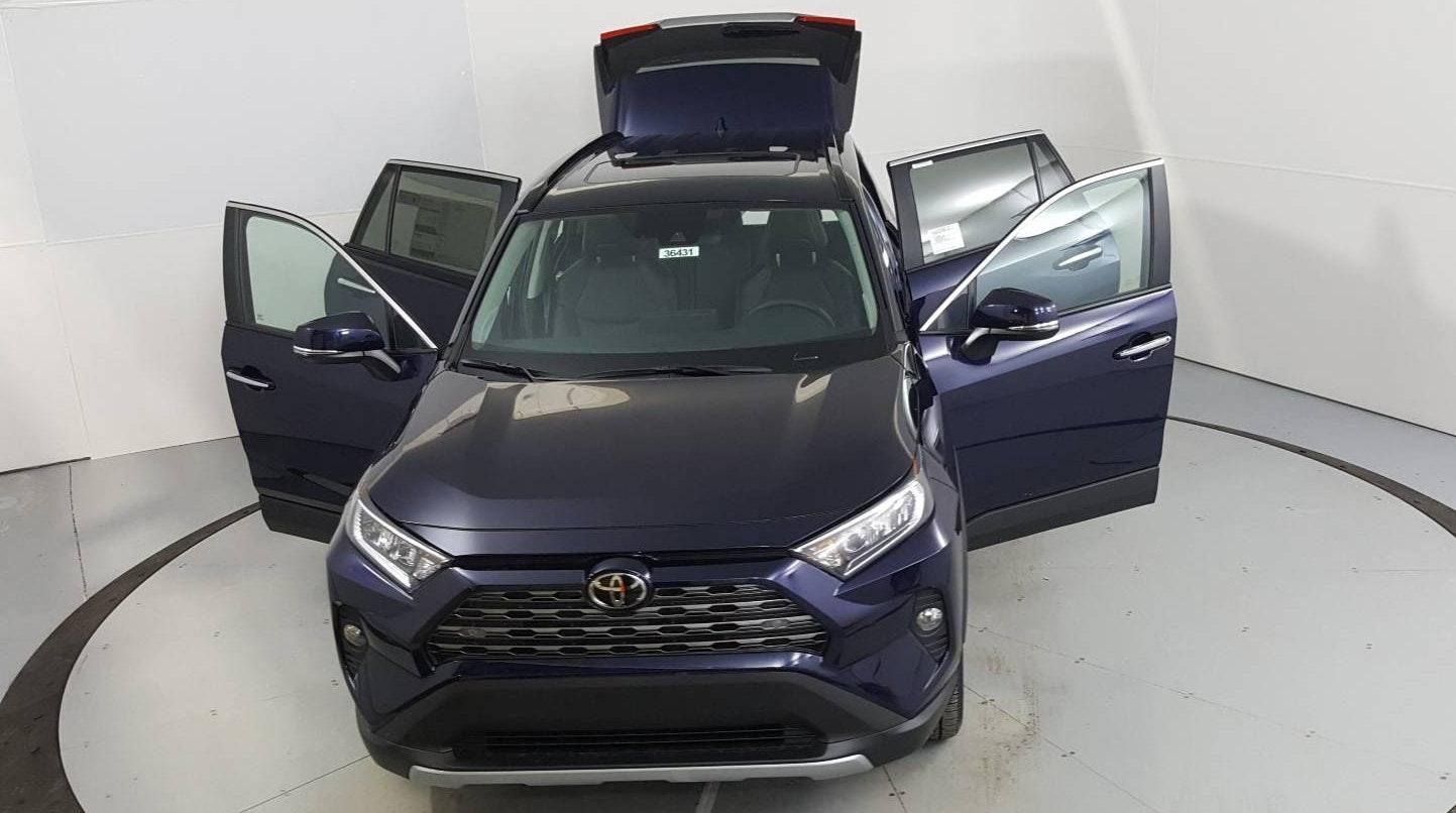2021 Toyota RAV4 4D Sport Utility