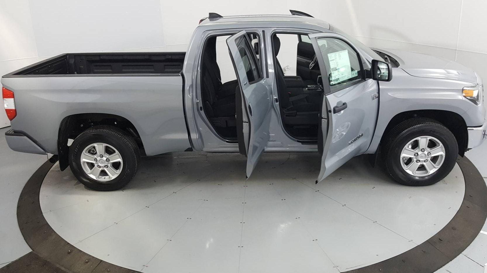 2021 Toyota Tundra 4D Double Cab